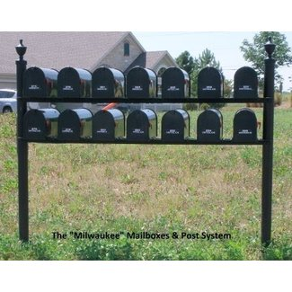Multiple Mailbox Post Ideas On Foter