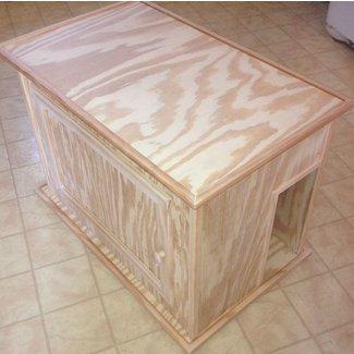 Large Litter Box Furniture Ideas On Foter