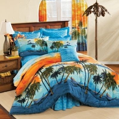 Tropical Bed Sheets