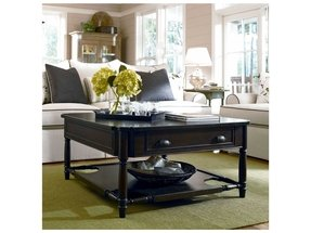 Paula deen home down home visitin coffee table with lift