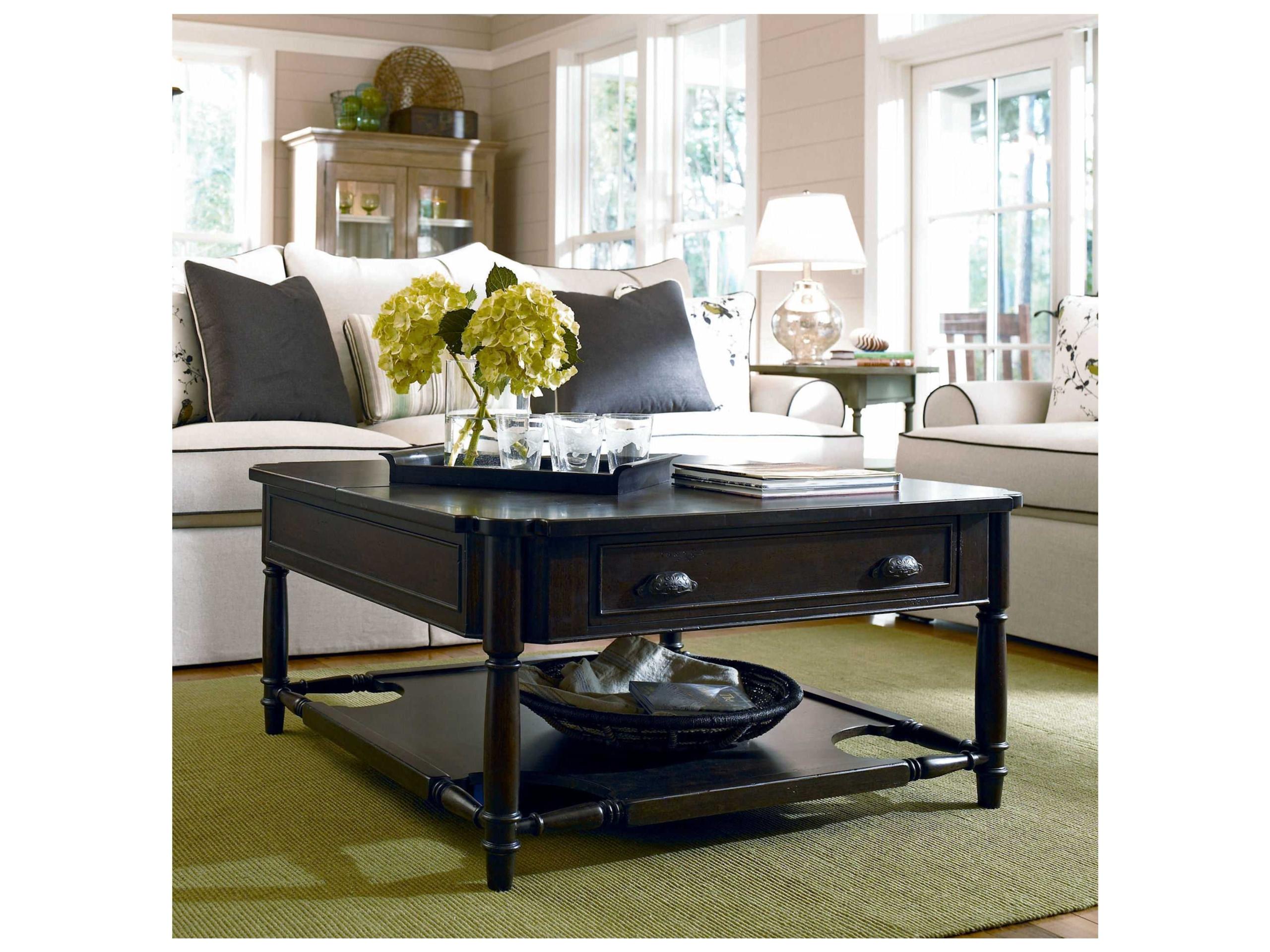 Genial Paula Deen Home Down Home Visitin Coffee Table With Lift