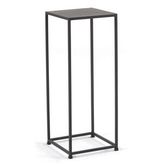 Pedestal plant stands indoor