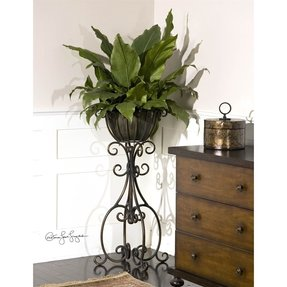 Pedestal plant stands indoor foter - Pedestal para plantas ...