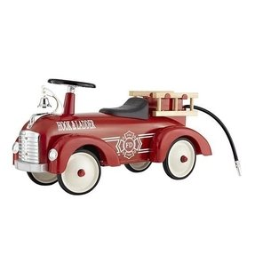 Ride on firetruck toy