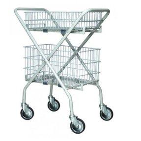 Rolling Shopping Carts Folding Foter