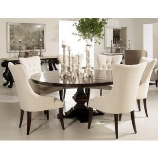 Round Dining Table For 8 People Ideas