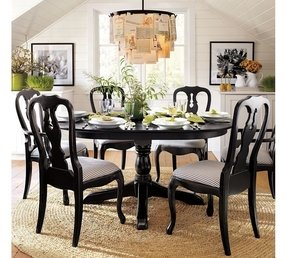 Round Dining Table For 8 People 4