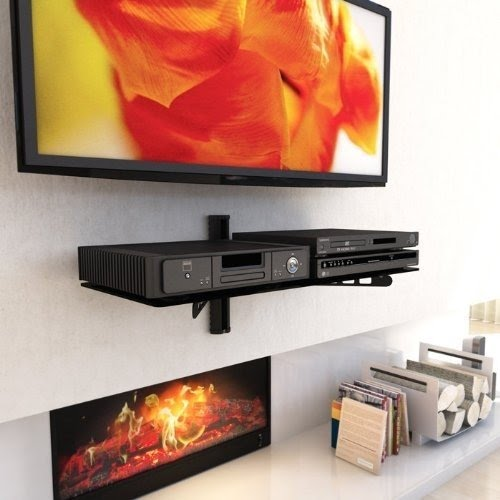 Sonax Wide Component Wall Shelf