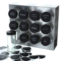 Stainless Steel Spice Rack Wall Mount Ideas On Foter