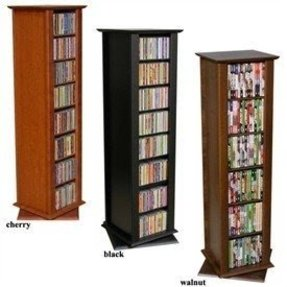 Tall dvd tower 1
