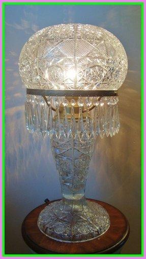 Mushroom Lamp Shade Foter