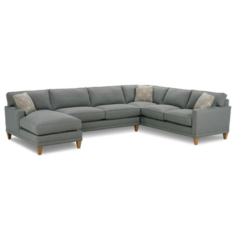 Townsend sectional contemporary sectional sofas