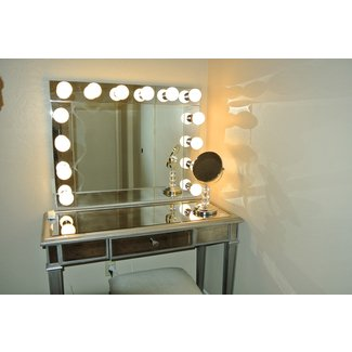 Vanity Dressing Table With Mirror And Lights Ideas On Foter