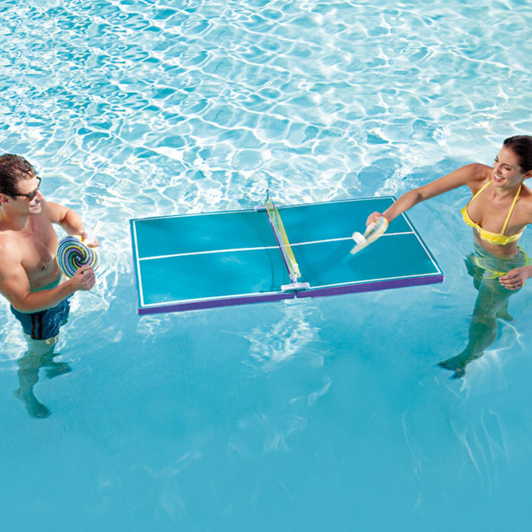 Attrayant Waterproof Ping Pong Table