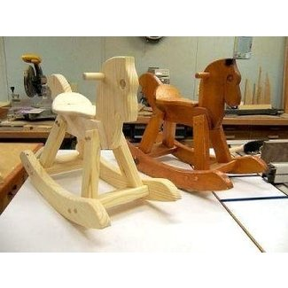 Wood Rocking Horse for 2020 - Ideas on