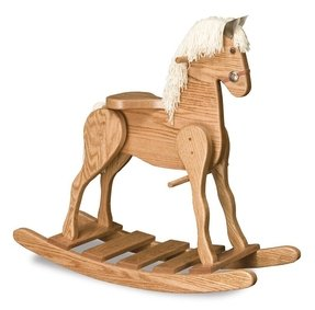 Wood Rocking Horse For 2020 Ideas On