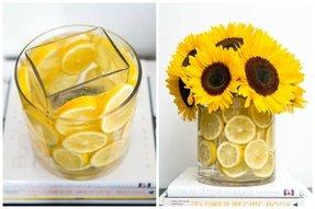 Yellow flower vase foter yellow flower vase 1 mightylinksfo