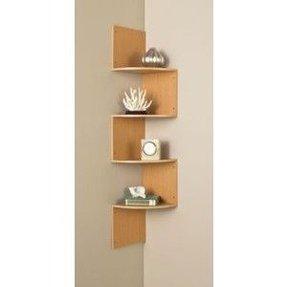 26e22d54cb6 Zig Zag Corner Wall Shelf - Ideas on Foter