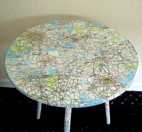 Antique Desk Globe Foter