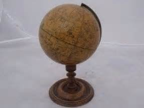 Antique desk globe 4