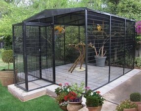 Aviaries for sale 1