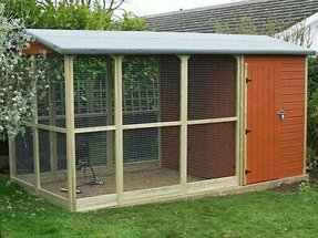 Aviary for sale 3