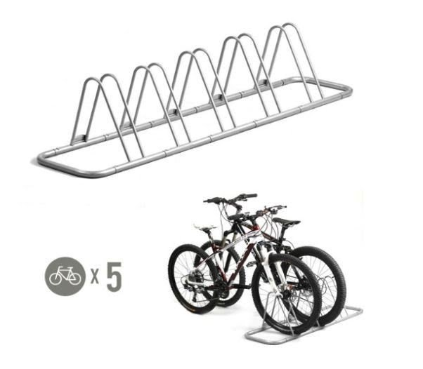 Bike Bicycle Floor Parking Rack Storage Stand Garage Storage Mount Exercise Bike