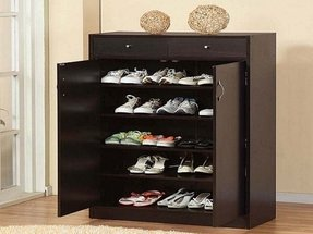 Black Shoe Cabinet With Doors Ideas On Foter