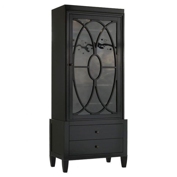 Black Shoe Cabinet With Doors 18