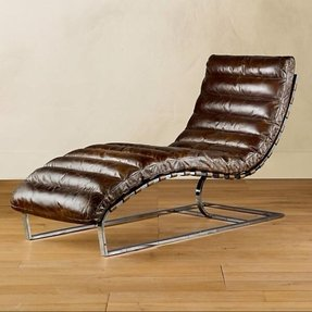 chair espresso lounge classico chaise lovable mnl leather with