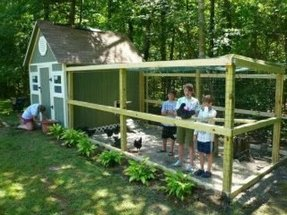 Chicken Coop For 8 Chickens Foter