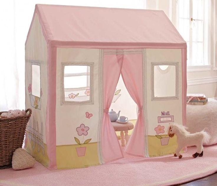 Childrens Indoor Playhouse 1