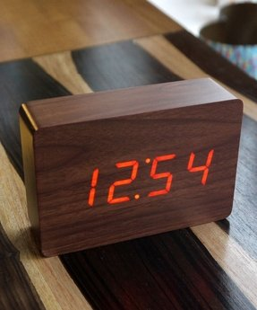 Decorative alarm clock 24