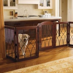 Wood Pet Gates Indoor Foter