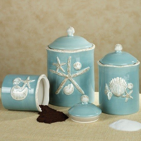 Charming Decorative Kitchen Canisters Sets