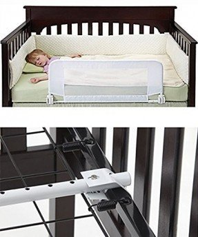 Universal Crib Conversion Rails - Foter