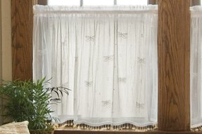 Dragonfly Lace Curtains Foter