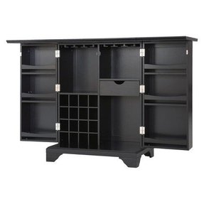 Free Standing Bar Cabinet