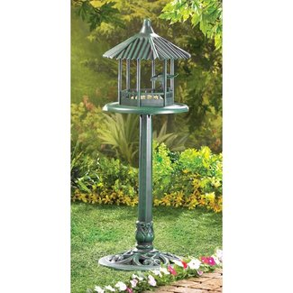 Free Standing Bird Feeder Ideas On Foter