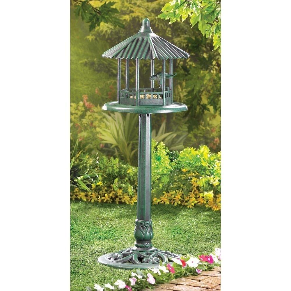 Exceptionnel Free Standing Bird Feeder Foter
