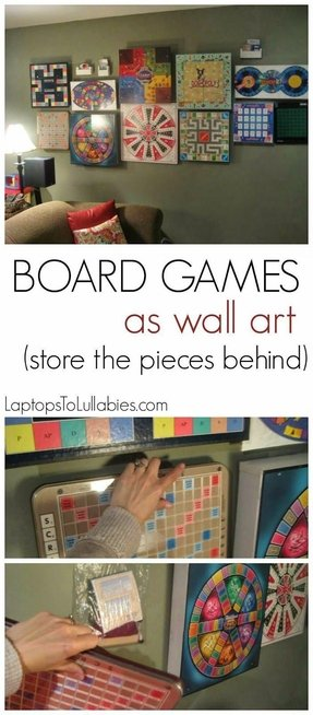 Game room wall decor 1