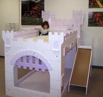 Girls Princess Bunk Bed Ideas On Foter