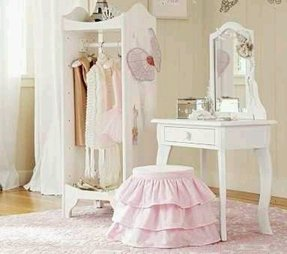Girls Wooden Vanity Set Foter