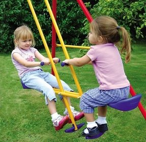 Glider For Swing Set Ideas On Foter