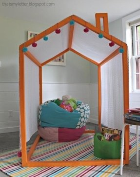Indoor Playhouse For Kids - Foter