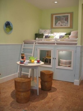 Indoor Playhouse For Kids - Ideas on Foter on diy outdoor playhouse, diy playhouse ideas, diy wooden playhouse,