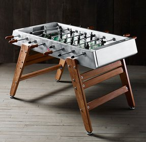 Industrial foosball table