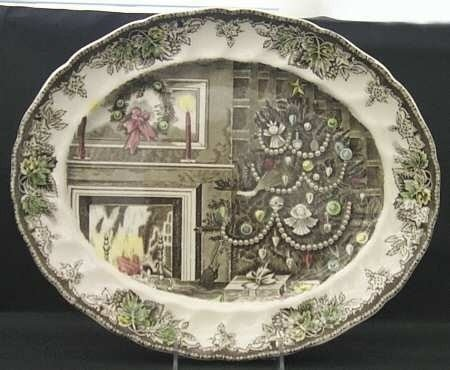 Ive never seen this one before friendly village by johnson & Johnson Bros Dinnerware - Foter