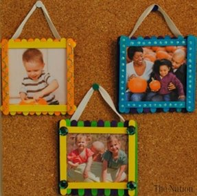 Kids photo frame 1