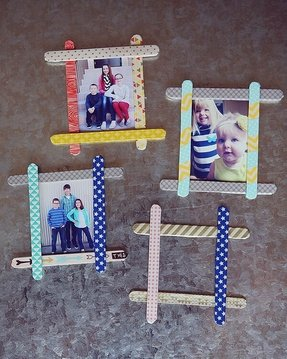 Kids photo frame 4